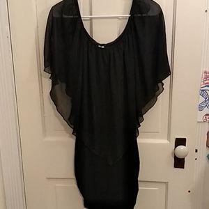studio Y Black Dress